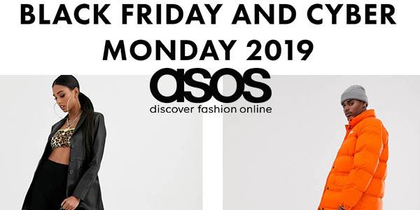 Asos Black Friday 2019