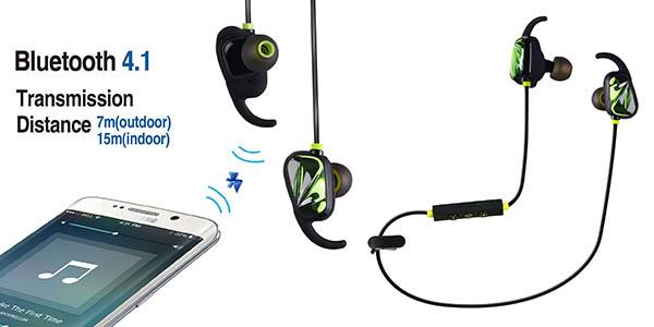 auriculares Ausdom inalámbricos baratos