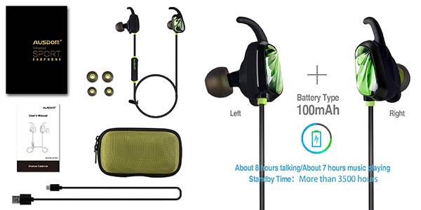 Ausdom auriculares inalámbricos oferta