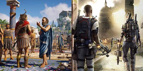 Ofertas del Black Friday de Ubisoft