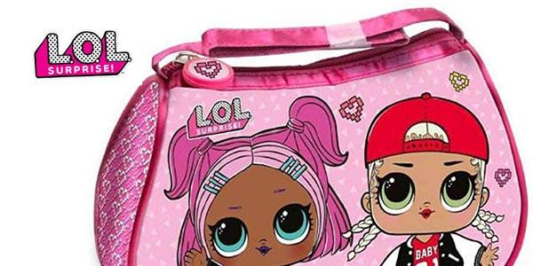 Bolso Neceser LOL Surprise! para niñas chollo en Amazon