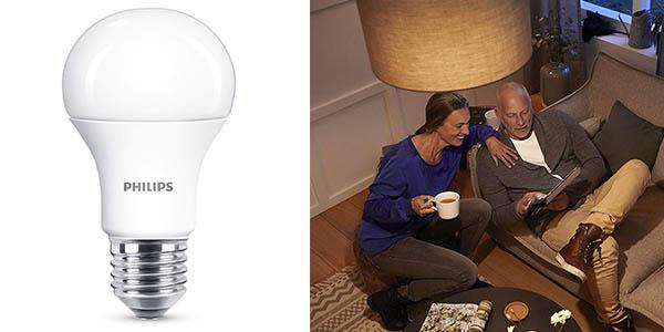 bombillas de luz cálida y casco grueso Philips Lighting LED oferta