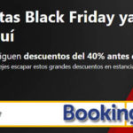Booking Black Friday 2019
