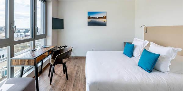 Bordeaux Marne Hotel de relación calidad-precio estupenda