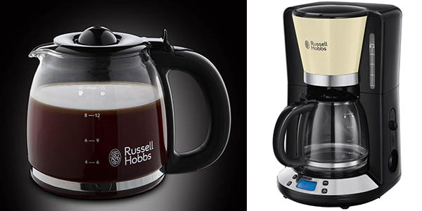 Cafetera de goteo Russell Hobbs Victory