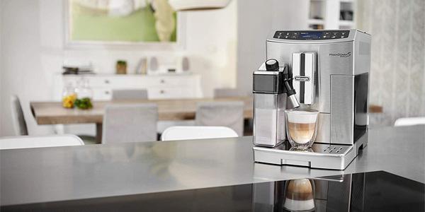Cafetera automática De'Longhi ECAM 510.55.M PrimaDonna S EVO chollazo en Amazon