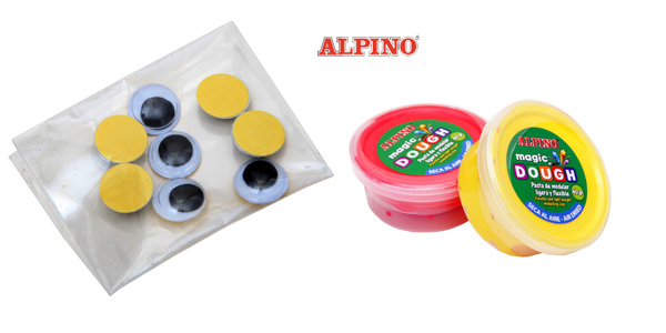 Pack 6 botes de pasta de modelar Alpino chollazo en Amazon