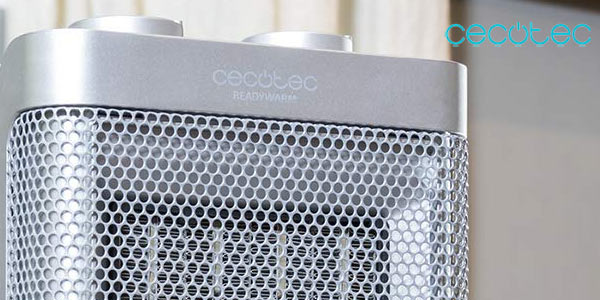Cecotec Calefactor Cerámico Ready Warm 6100 Ceramic chollazo en Amazon