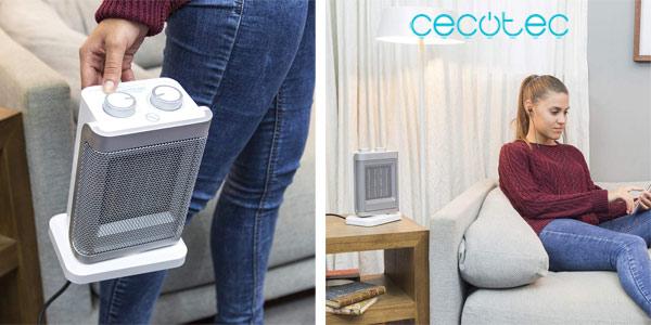 Cecotec Calefactor Cerámico Ready Warm 6100 Ceramic chollo en Amazon