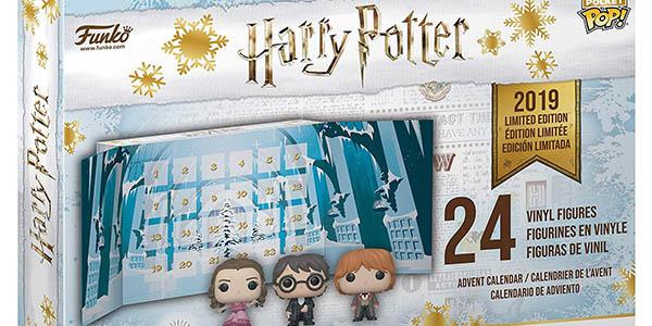 calendario de Adviento Funko Harry Potter chollo