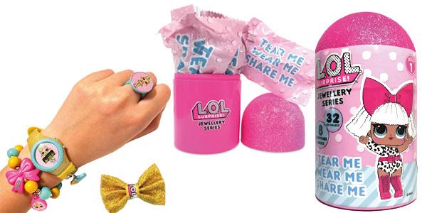 Reloj de pulsera LOL Surprise LLD21000 para niña barato en Amazon