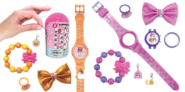 Reloj de pulsera LOL Surprise LLD21000 para niña chollo en Amazon