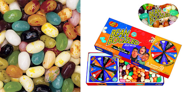 caramelos Jelly Belly Bean Boozled Mil sabores Harry Potter baratos