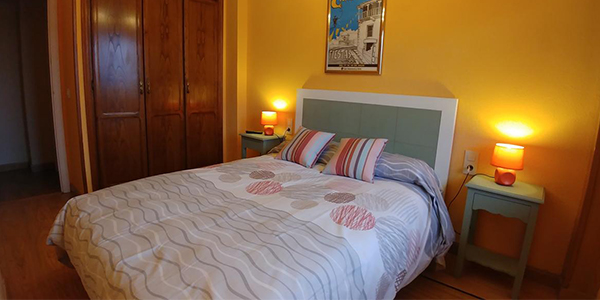 Casa Sierra apartamento Candelario relación calidad-precio estupenda