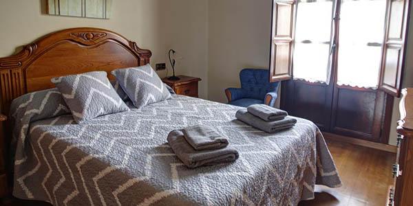Casa Sol alojamiento rural barato en Vilde