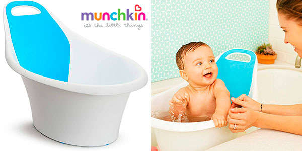 Chollo Bañera para bebés Munchkin Sit and Soak
