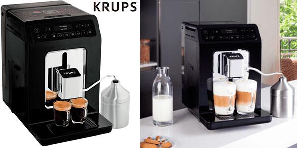 Chollo Cafetera Krups Evidence express superautomática