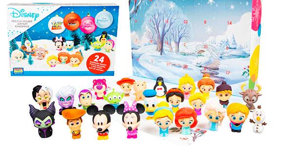 Chollo Calendario de Adviento Disney con 24 figuras