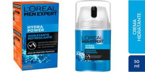 Chollo Gel hidratante L'Óreal Men Expert Hydra Power de 50 ml