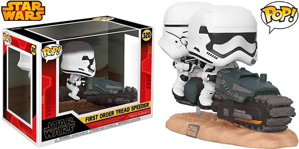 Chollo Set Funko Tread Speeder de la Primera Orden de Star Wars Episodio IX