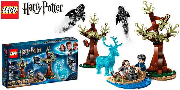 Chollo Set Expecto Patronum de LEGO Harry Potter con 4 minifiguras