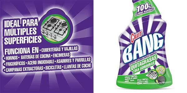 Cillit Bang Grasa y Brillo limpiador antigrasas barato