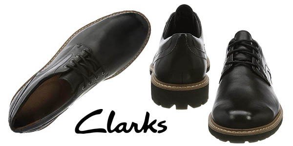 Clarks Batcombe Hall Derby chollo