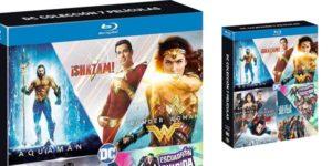 Colección 7 Películas Superhéroes DC en Blu-ray barato en Amazon