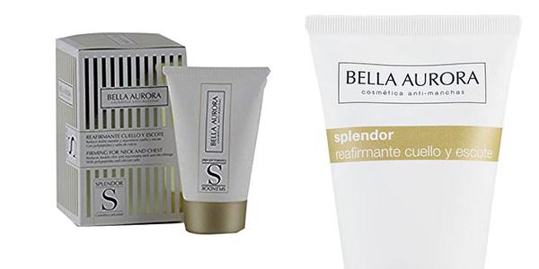 Crema Facial Anti Edad Bella Aurora Splendor Reafirmante de 50 ml barata en Amazon