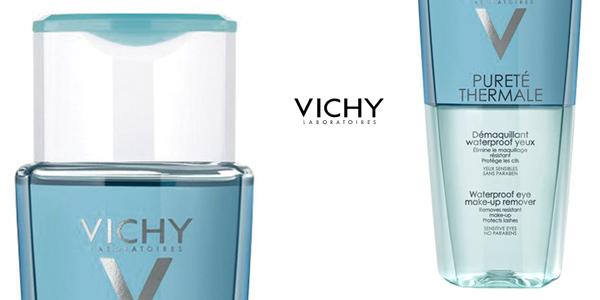 Desmaquillante Ojos Bifásico Vichy Pureté Thermale de 150 ml barato en Amazon