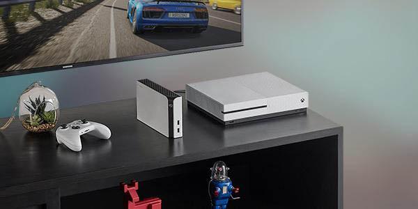 Disco portátil Seagate Game Drive Hub USB 3.0 de 8 TB en Amazon