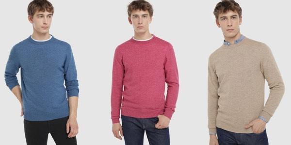Jersey cuello caja barato Easy Wear