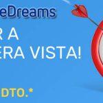 eDreams promoción San Valentín 2020
