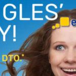 eDreams singles day 2019