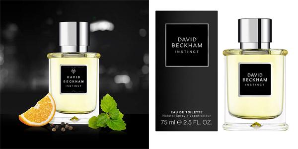 Eau de Toilette David Beckham Instinct de 75 ml barata en Amazon
