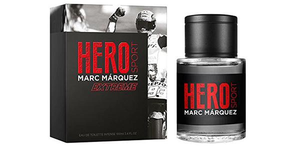 Eau de Toilette Intense Hero Sport Extreme Marc Márquez en vaporizador de 100 ml para hombre barata en Amazon