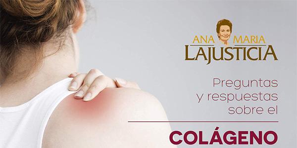 270 Comprimidos Ana María Lajusticia 1 Colágeno con Magnesio chollo en Amazon
