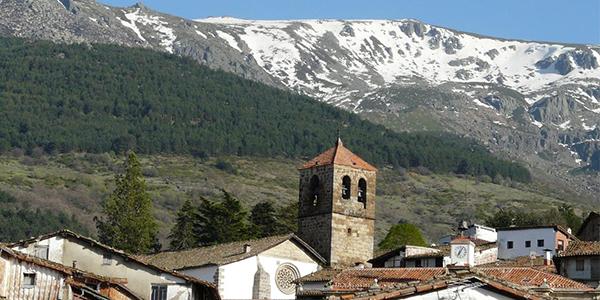 escapada barta a Candelario Sierra de Béjar