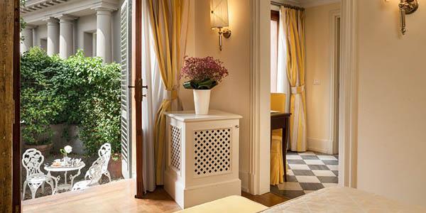 escapada barata a Florencia en Hotel Executive
