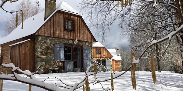 escapada al Pirineo francés en casa de montaña chollo