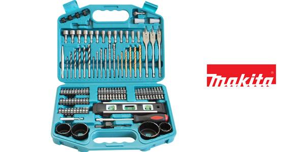 Kit 101 piezas Makita 98C263 para taladrar y atornillar barato en Amazon