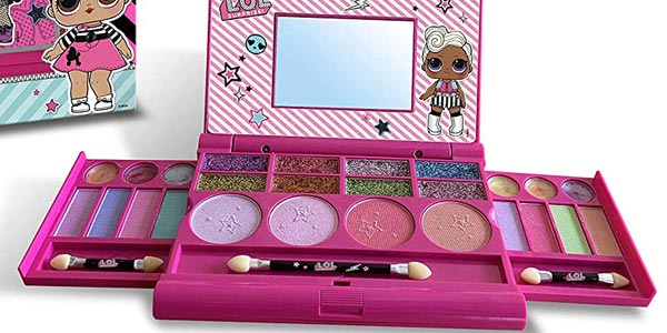 Estuche de Maquillaje Lol Surprise! chollo en Amazon
