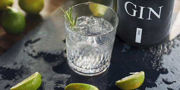 Gansloser Black Gin de 700 ml chollo en Amazon