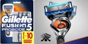 Cuchillas Gillette Fusion5 ProGlide baratas