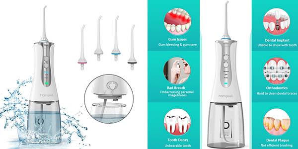Homgeek irrigador dental baratp