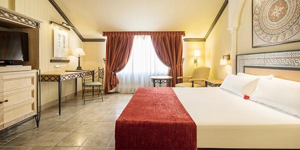 Hotel Ilunion Palace Mérida relación calidad-precio estupenda