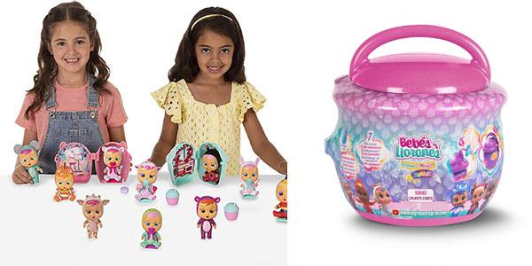 imc toys bebés llorones bibe casita chupete barata en Amazon