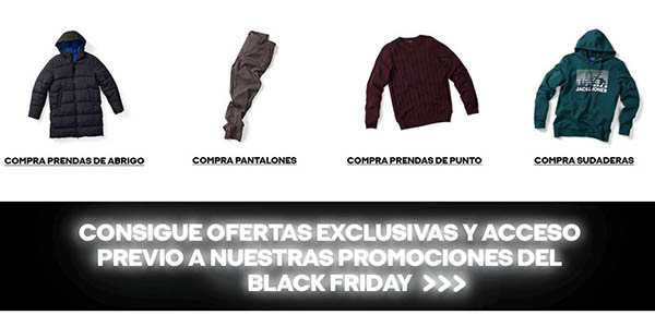 Jack Jones Black Friday ofertas en ropa 2019