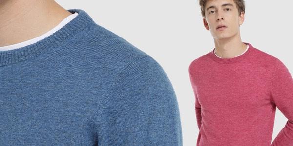 jerseys baratos en El Corte Inglés