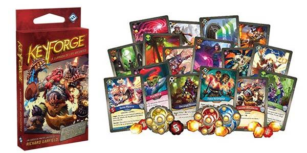 Juego de cartas Keyforge: La llamada de los Arcontes (Fantasy Flight Games KF02ES) barato en Amazon